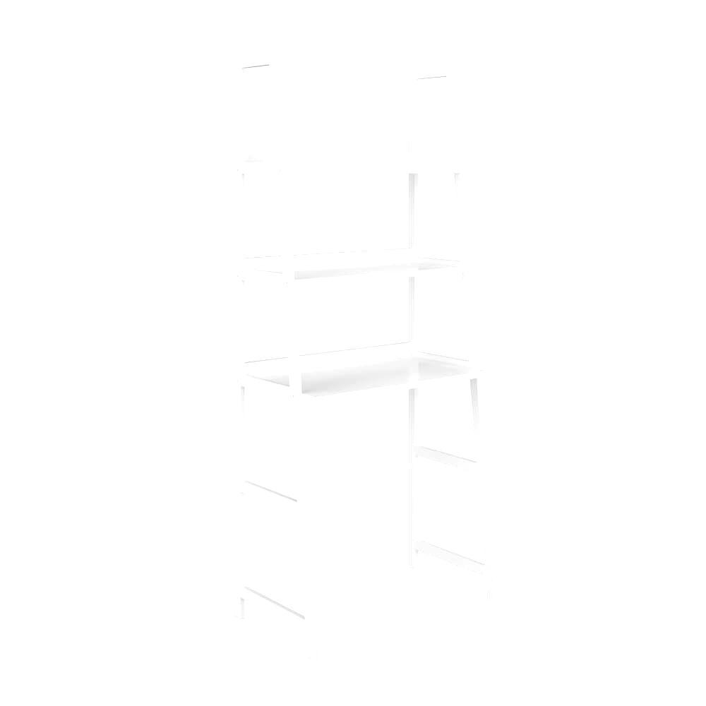 Viacúčelový regál s 3 policami