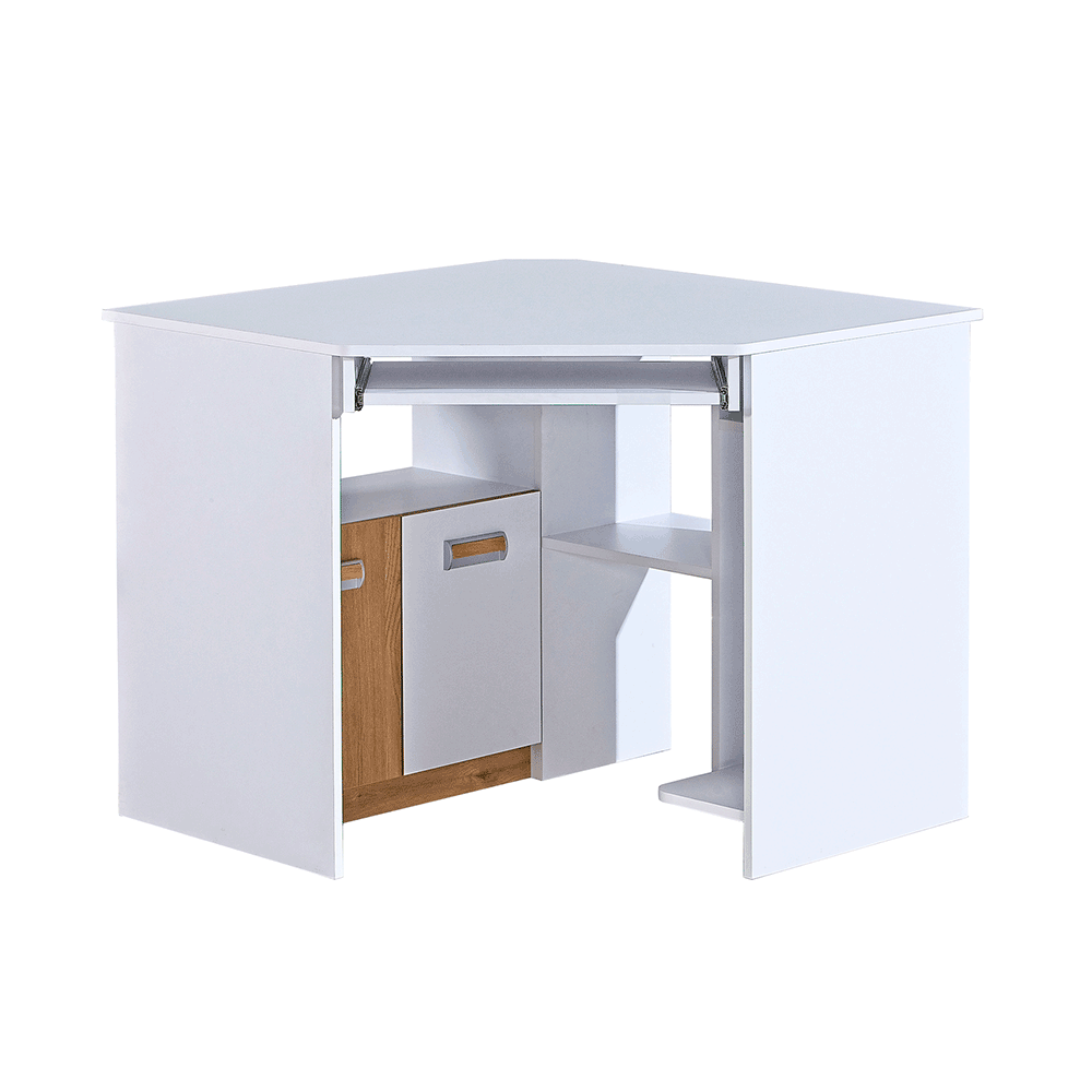PC stôl rohový